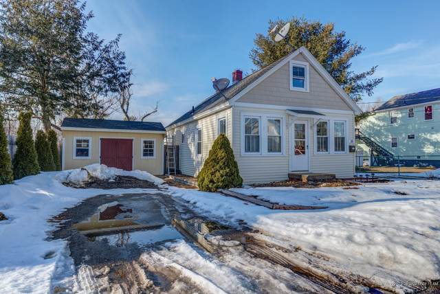 20 Westland Avenue, Biddeford, ME 04005 (MLS #1445377) :: Your Real Estate Team at Keller Williams
