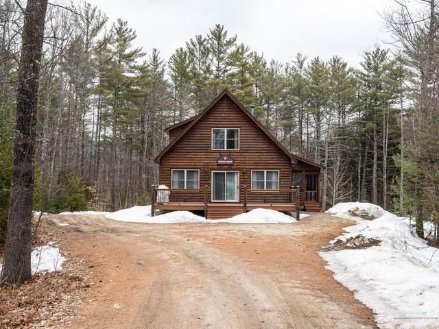 50 Deer View Road, Bethel, ME 04217 (MLS #1448090) :: Your Real Estate Team at Keller Williams
