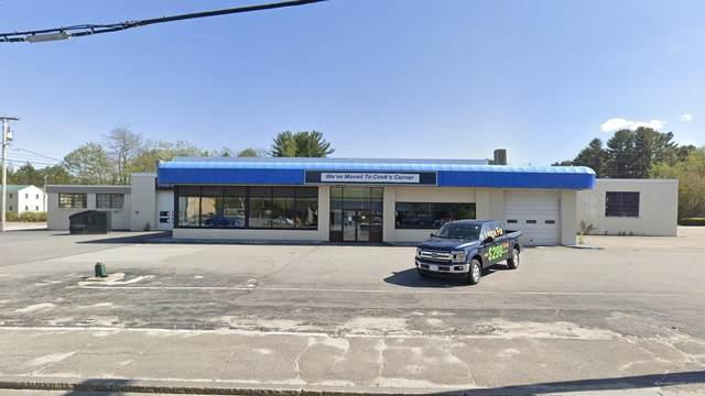 157 Pleasant Street, Brunswick, ME 04011 (MLS #1456597) :: Linscott Real Estate