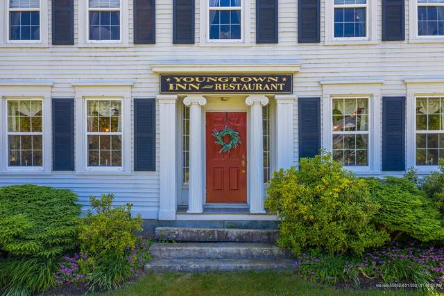 581 Youngtown Road, Lincolnville, ME 04849 (MLS #1457131) :: Keller Williams Realty