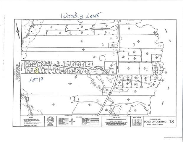 Lot 19 Woody Lane, Cushing, ME 04563 (MLS #1457767) :: Keller Williams Realty