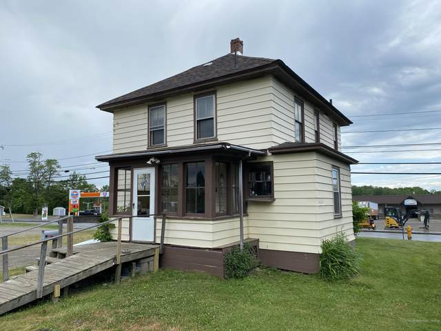 43 Fleming Street, Lincoln, ME 04457 (MLS #1458337) :: Keller Williams Realty