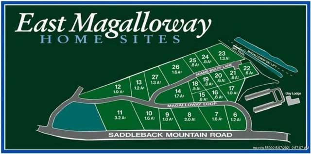 35 Magalloway Loop Lot 11-Saddleb, Sandy River Plt, ME 04970 (MLS #1463538) :: Keller Williams Realty