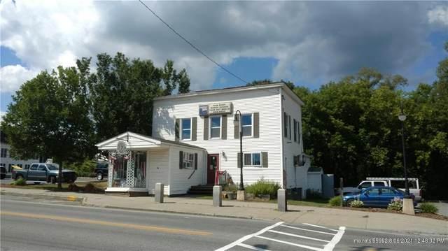 66 Main Street, Norridgewock, ME 04957 (MLS #1463551) :: Linscott Real Estate
