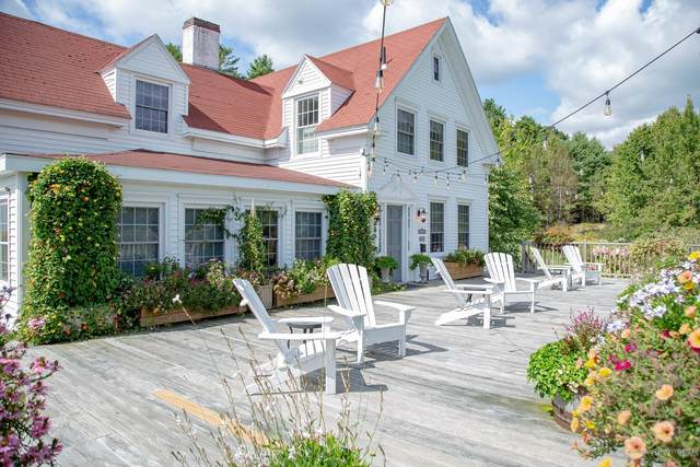 350 Townsend Avenue, Boothbay Harbor, ME 04538 (MLS #1465188) :: Linscott Real Estate