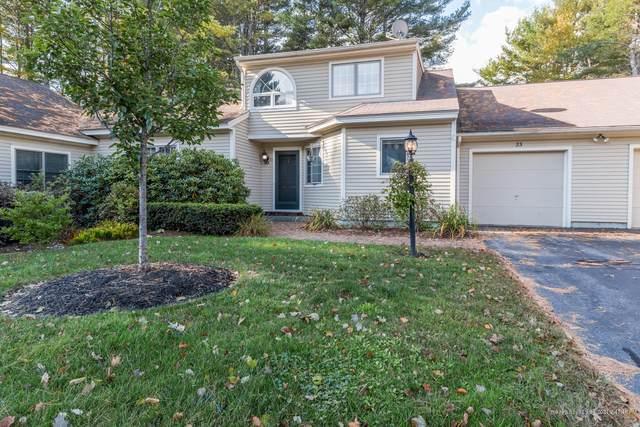 23 Appletree Drive #23, Brunswick, ME 04011 (MLS #1472885) :: Keller Williams Realty