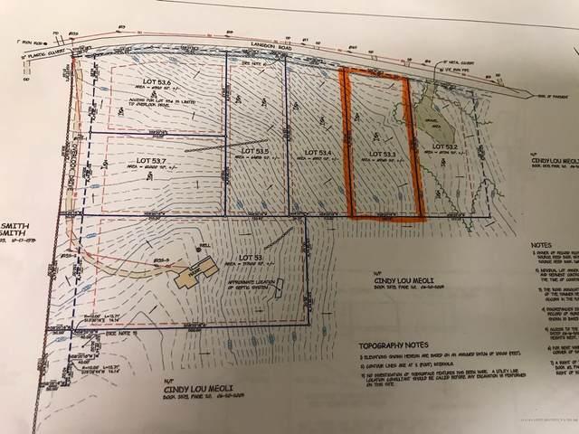 Lot 53-03 Langdon Road, Richmond, ME 04357 (MLS #1478616) :: Keller Williams Realty