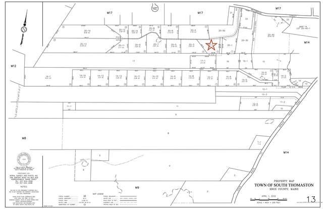 Lot 2 Norton Drive, South Thomaston, ME 04858 (MLS #1481183) :: Keller Williams Realty