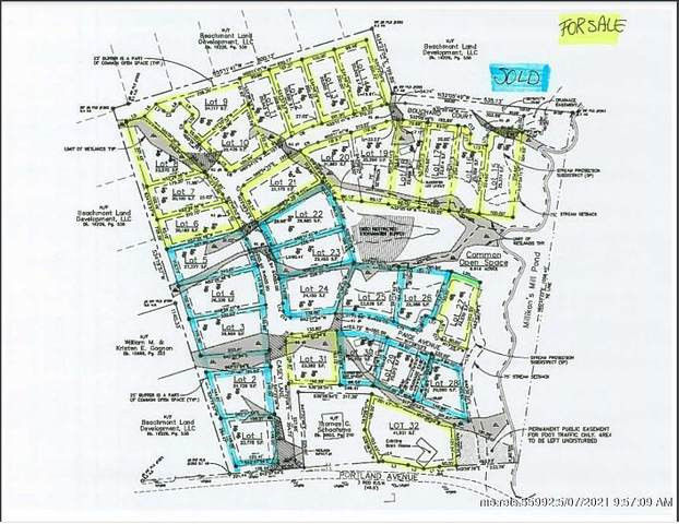 Lot 12 Bouchard Court, Old Orchard Beach, ME 04072 (MLS #1482040) :: Keller Williams Realty