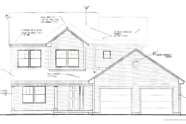 Lot 4 River Point Road, Wiscasset, ME 04578 (MLS #1482460) :: Keller Williams Realty