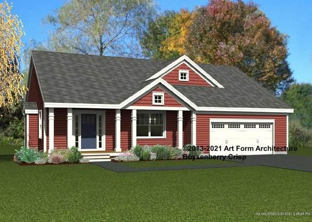 5 Beacon Drive Lot 13, Brunswick, ME 04011 (MLS #1485268) :: Keller Williams Realty