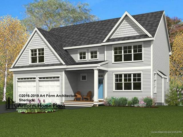 9 Beacon Drive Lot 14, Brunswick, ME 04011 (MLS #1485270) :: Keller Williams Realty