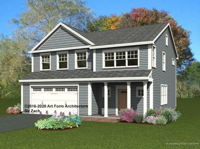 27 Beacon Drive Lot 19, Brunswick, ME 04011 (MLS #1485278) :: Keller Williams Realty