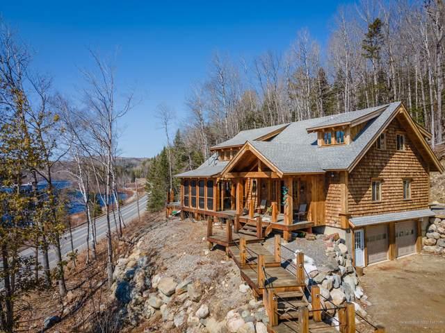 2989 Us-201, West Forks Plt, ME 04985 (MLS #1485732) :: Linscott Real Estate