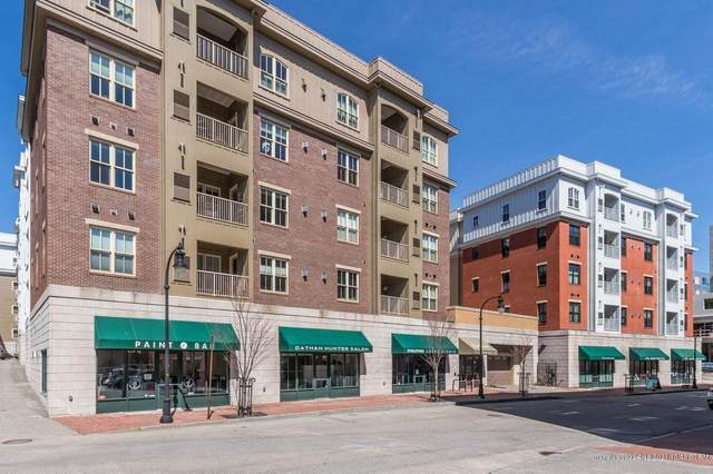 15 Middle Street #208, Portland, ME 04101 (MLS #1487341) :: Keller Williams Realty