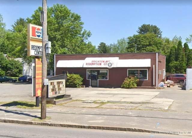 873 Brighton Avenue, Portland, ME 04102 (MLS #1487833) :: Keller Williams Realty