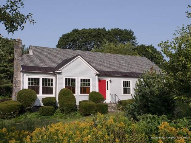213 Ocean House Road, Cape Elizabeth, ME 04107 (MLS #1487963) :: Keller Williams Realty