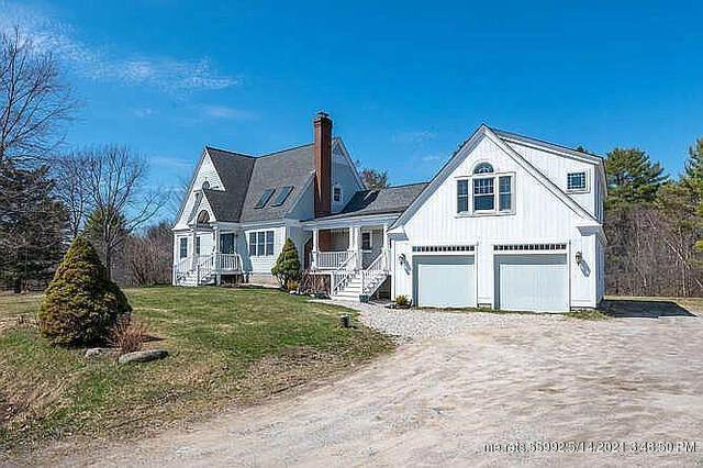 114 Ledge Road, Yarmouth, ME 04096 (MLS #1488146) :: Keller Williams Realty