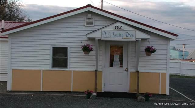 102 Presque Isle Street, Fort Fairfield, ME 04742 (MLS #1488234) :: Keller Williams Realty