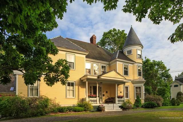 9 High Street, Camden, ME 04843 (MLS #1488369) :: Linscott Real Estate