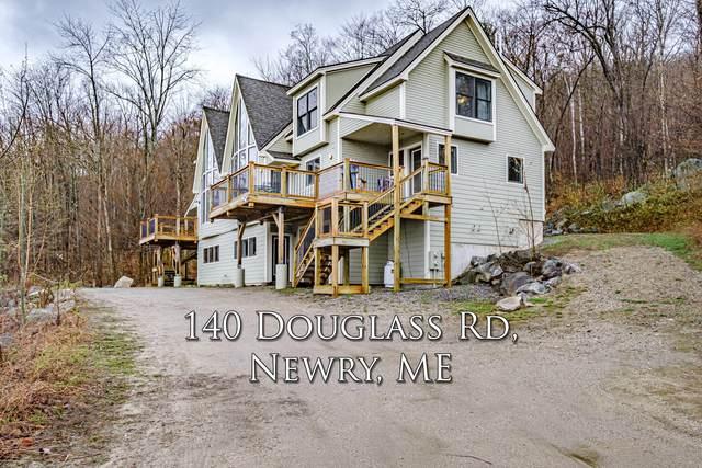 140 Douglass Road, Newry, ME 04261 (MLS #1489801) :: Keller Williams Realty
