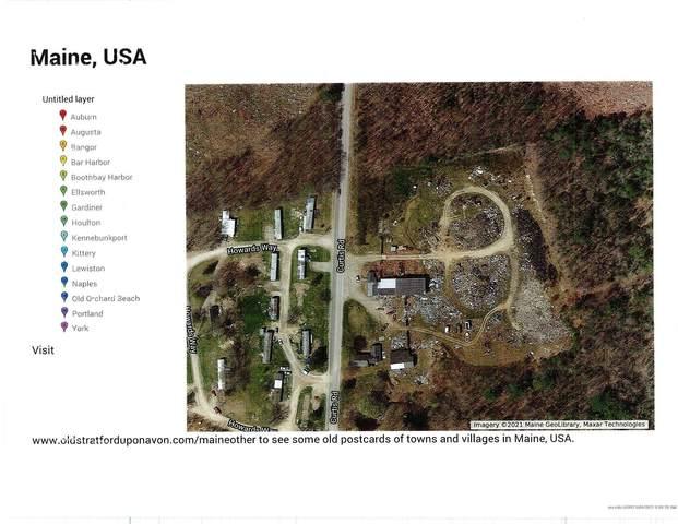 276 & 280 Curtis Road, Swanville, ME 04915 (MLS #1490058) :: Keller Williams Realty