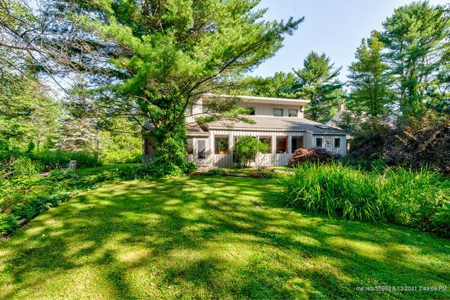 138 Sisquisic Trail, Yarmouth, ME 04096 (MLS #1491140) :: Keller Williams Realty