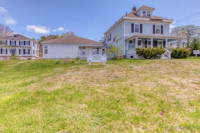 8 Country Club Road, Boothbay, ME 04537 (MLS #1491529) :: Linscott Real Estate