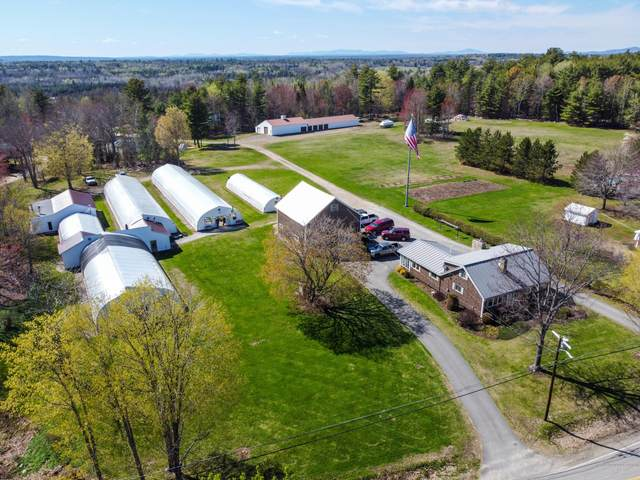 96 Lincoln Road, Enfield, ME 04493 (MLS #1491613) :: Linscott Real Estate