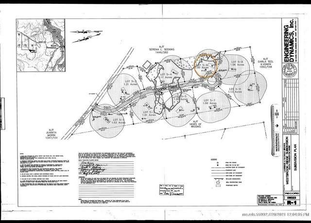 Lot 6 Aspen Drive, South Thomaston, ME 04858 (MLS #1491757) :: Linscott Real Estate