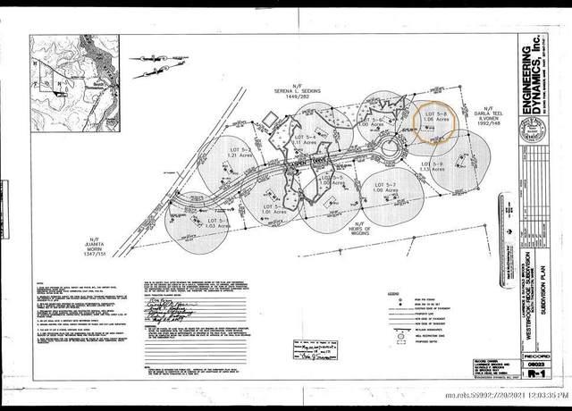 Lot 8 Aspen Drive, South Thomaston, ME 04858 (MLS #1491760) :: Linscott Real Estate