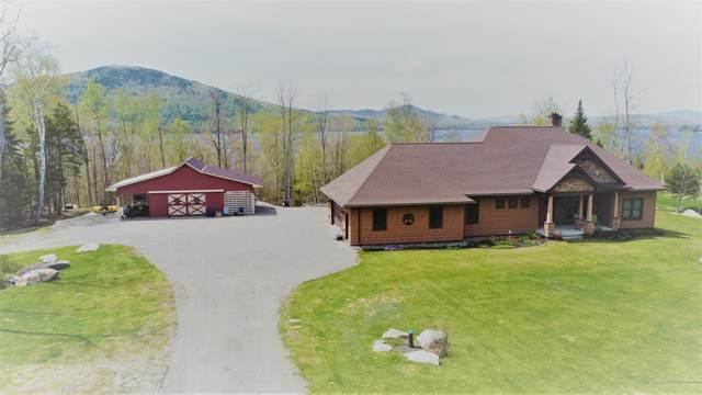 36 Deer Run Drive, Jackman, ME 04945 (MLS #1492607) :: Linscott Real Estate