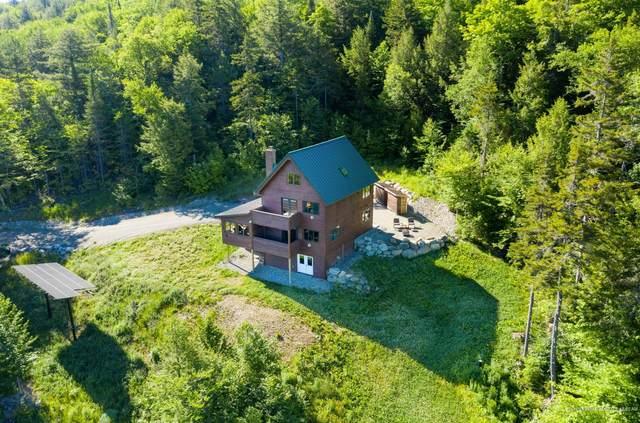 17 Spring Lake Road, T3 R4 Bkp Wkr, ME 04961 (MLS #1492989) :: Linscott Real Estate