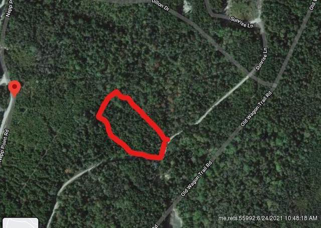 0 Old Wagon Trail Road, Roque Bluffs, ME 04654 (MLS #1494638) :: Linscott Real Estate