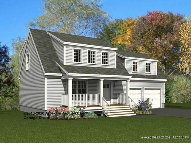Lot 1 Lady Slipper Lane, Sanford, ME 04073 (MLS #1496045) :: Linscott Real Estate