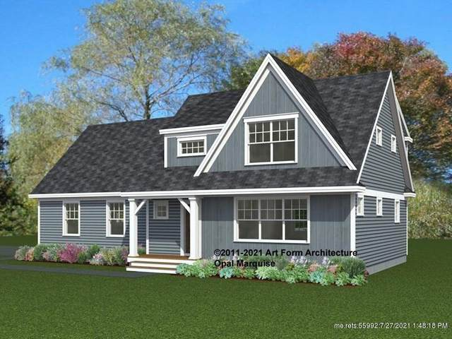 Lot 1 Brooks Landing, Kennebunk, ME 04043 (MLS #1498521) :: Linscott Real Estate