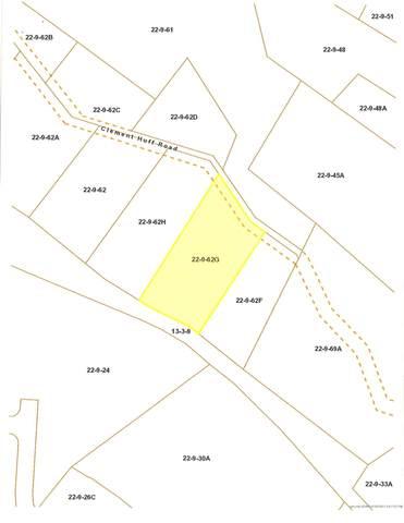 0 Clement Huff Road, Kennebunkport, ME 04046 (MLS #1499229) :: Keller Williams Realty