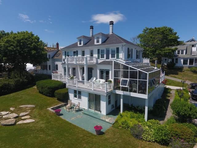 65-71 Commercial Street, Boothbay Harbor, ME 04538 (MLS #1500002) :: Linscott Real Estate