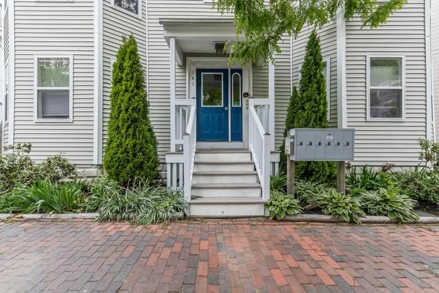 141 Sherman Street #6, Portland, ME 04101 (MLS #1500317) :: Keller Williams Realty