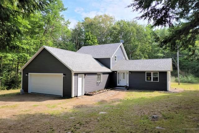 36 Rideout Lane, Gardiner, ME 04345 (MLS #1500392) :: Linscott Real Estate