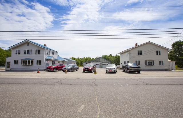 9 -11 Old Portland Road, Brunswick, ME 04011 (MLS #1500463) :: Linscott Real Estate