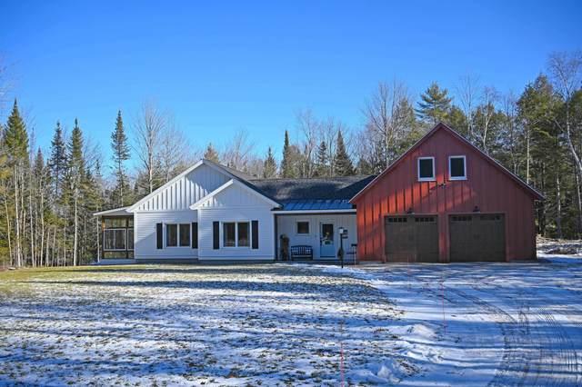 Lot 9 Rose Douglas Lane, Brunswick, ME 04011 (MLS #1500821) :: Linscott Real Estate