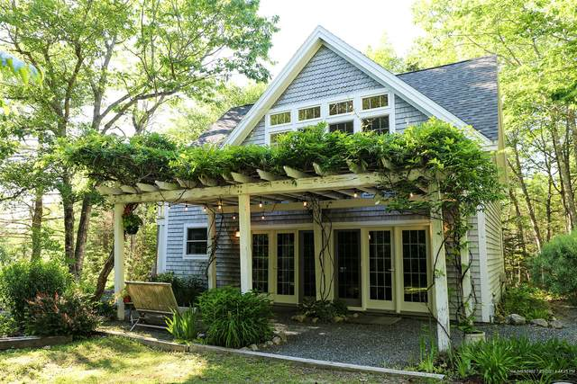 39 Dwelly Point Road, Franklin, ME 04634 (MLS #1501205) :: Linscott Real Estate