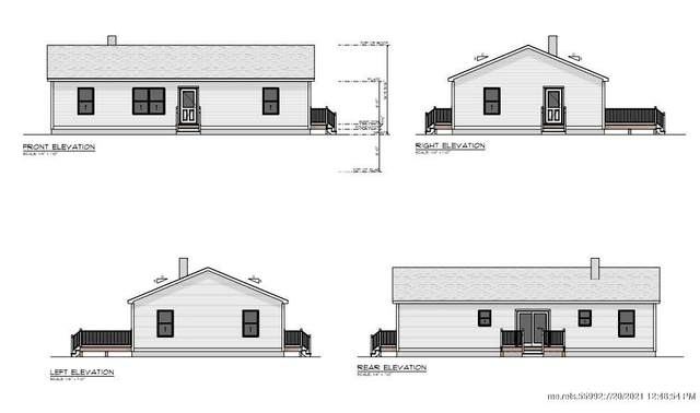 Lot 2 Back Belmont Road, Belmont, ME 04952 (MLS #1501416) :: Keller Williams Realty