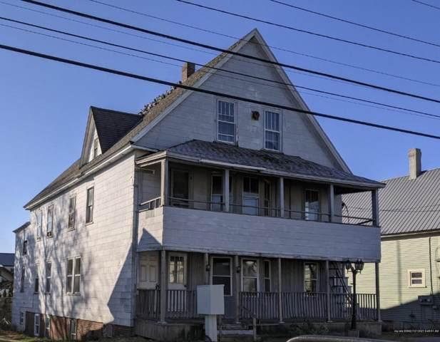 52 Central Street, Millinocket, ME 04462 (MLS #1502445) :: Linscott Real Estate