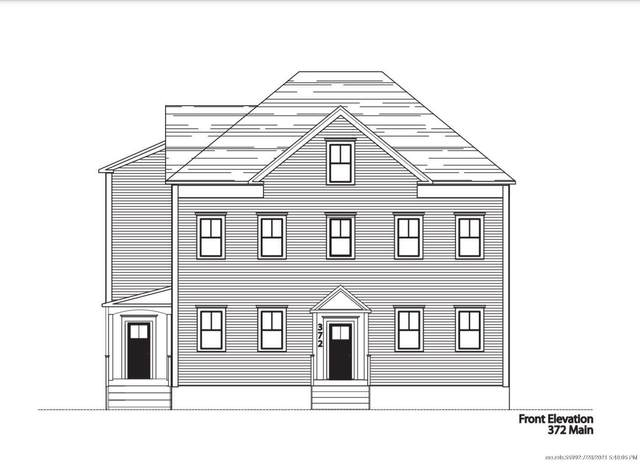 372 Main Street #1, Saco, ME 04072 (MLS #1502539) :: Linscott Real Estate