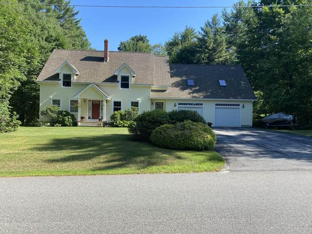 10 Birch Drive, Raymond, ME 04071 (MLS #1503506) :: Linscott Real Estate