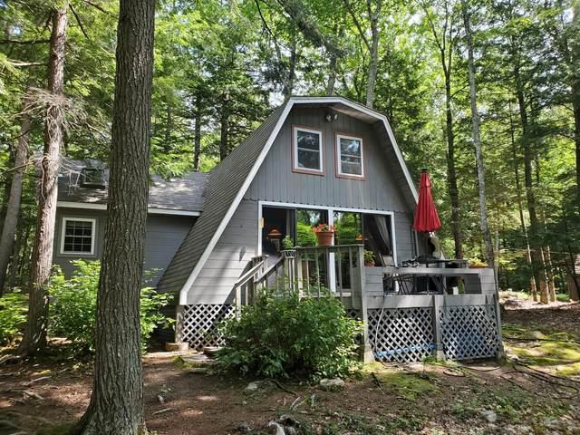145 Minnehonk Lake Road, Mount Vernon, ME 04352 (MLS #1503694) :: Keller Williams Realty