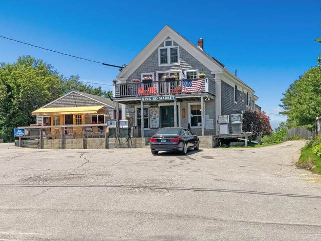 1414 State Route 32 Route, Bristol, ME 04564 (MLS #1503757) :: Linscott Real Estate