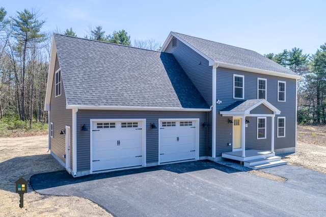 Lot #173-2 Edgewater Colony Road, Harpswell, ME 04079 (MLS #1505751) :: Linscott Real Estate